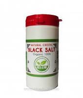 Соль черная гималайская мелкая 350 грамм, фото 1