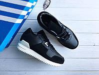 Кроссовки женские Adidas ZX700 Remastered D1501 черные