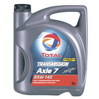 Трансмиссионное масло TOTAL Transmission Axle 7 85w140 5л