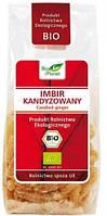 """Имбирь органический засахаренный """"Bio Planet"""" 100 грамм"""