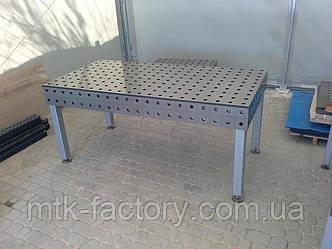 Стіл для зварювання System 10*  1000х2000 (10мм)