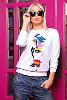 """Кофта """"Sweatshirt"""" KF-1246d, фото 1"""