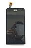 Оригинальный дисплей (модуль) + тачскрин (сенсор) для Asus Zenfone Go ZB500KG (черный цвет)