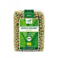 """Горох зеленый органический """"Bio Planet""""(400 грамм)"""