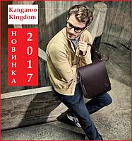 Модные мужские сумки через плечо Kangaroo Kingdom