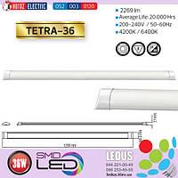 """TETRA-36 Светодиодный накладной LED светильник Horoz Electric """"TETRA"""" 36W"""