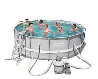 Круглый каркасный бассейн Bestway 427х122 см (56478)