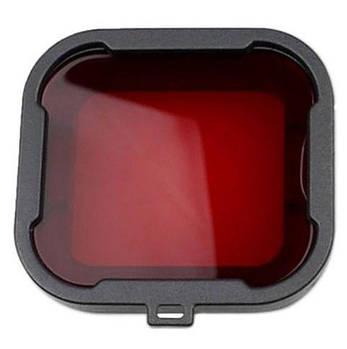 Фильтр красный подводный для аквабокса GoPro HERO 3+/4