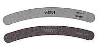 Пилка Vizavi бумеранг для натуральных ногтей, абразивность 120/180 Япония VNF-101
