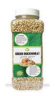 Гречка зелёная для проращивания органическая