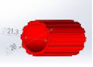 Рифлена склопластикова труба PSK-P-7-28x21,3(2.35:3,35)
