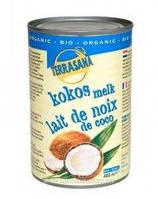 Молоко кокосовое 400 грамм Terrasana
