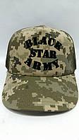 Камуфляжная летняя кепка