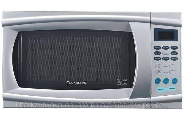 Микроволновая печь Cookworks 20l с грилем привезена из Англии