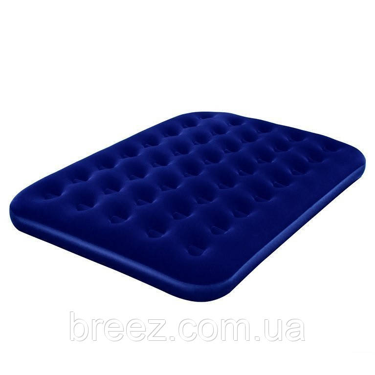 Флокированный надувной матрас Bestway 67274 191 х 122 х 22 см