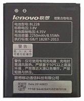 Аккумулятор Lenovo A360T BL228, 2250 mAh