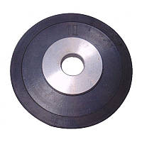 Диск стальной обрезиненный 10 кг.