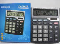 Калькулятор CAOHUA CH-9633 B!Акция