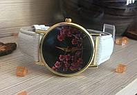 Часы женские SAKURA (white)