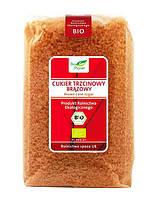 """Сахар тростниковый коричневый органический """"Bio Planet"""" 1 килограмм, фото 1"""