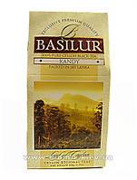 "Чай черный Basilur Канди ""Лист Цейлона""  100 грамм"