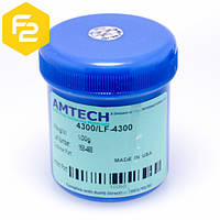 Флюс-гель LF-4300 Amtech [100мл] - BGA, water washable tacky flux