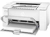 Принтер лазерный HP LaserJet Pro M102w