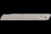 Topex Лезвия сменные отламывающиеся, 9 мм, набор 10 шт.