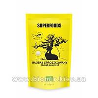 Баобаб органический, плоды в порошке (150 грамм)