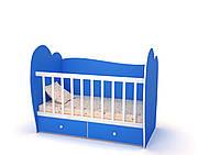 """Детская  кроватка """"Лори"""" (без качания)"""
