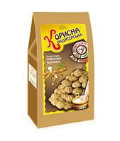 """Песочное печенье с топленым молоком """"Стевиясан"""" (300 грамм)"""