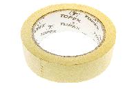 Topex Лента малярная, 30 мм x 40 ярдов, желтая (шт.)