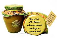 Эко-соус облепихово-имбирно-чесночный