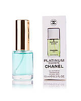Парфюм с феромонами Egoïste Chanel Platinum для мужчин,15 мл