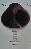 5.2 Фиолетовый, Перманентный краситель Magicolor - Kleral System