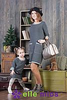 Платье теплое, свободное и стильное!, фото 1