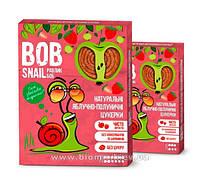 Натуральные конфеты яблочно-клубничные Bob Snail