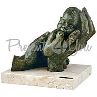 Скульптура Anglada «Нежное прикосновение»,21 х 17 х 22 см (260a)