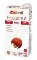 Молоко из фундука без сахара, ТМ EcoMil