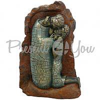 Скульптура Anglada «Климт Поцелуй», h-31 см (306a)