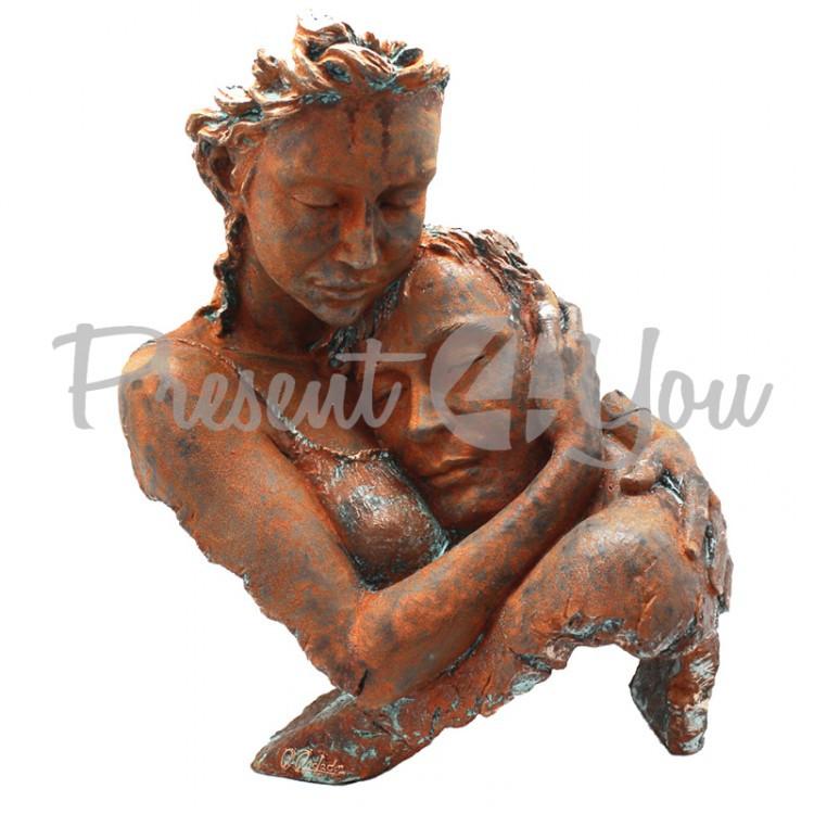 Скульптура Anglada «Соглашение», h-35х27х16 см (369a)