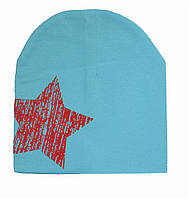 Детская демисезонная шапка.