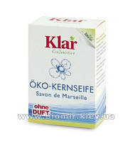 Твёрдое мыло с мыльным орехом органическое, ТМ Klar