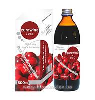 Лечебный сок клюквы Порция на 10 дней Природный антибиотик