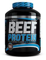 BioTech Beef Protein 500g пакет клубника