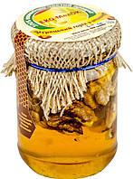Мед с грецкими орехами 320 грамм