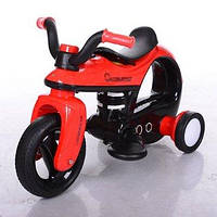 Детская каталка-мотоцикл Bambi, красный
