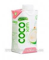 Кокосовая вода Cocoxim натуральная с семенами лотоса