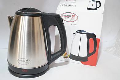 Электрический чайник DOMOTEC PLUS DT 8021 (1.8 L)