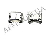 Конектор Samsung i9100/  B3310/  B7610/  C3300/  C5510 /  I5500/  I9070/  I9100/  I9103/  M3710/  M7500/  M7600/  S3550
